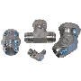 Carbon Steel and Stainless Steel (SS) Hydraulic Adapters